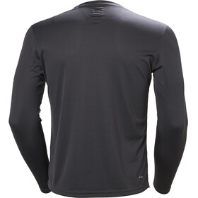 Helly Hansen Tech Crew Shirt Men Ebony